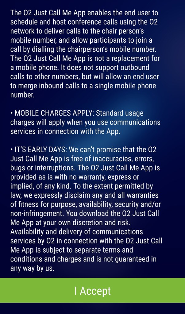 O2 Just Call Me Service Set Up Textlad Flickr