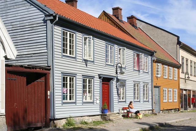 Gamlebyen 2.4, Fredrikstad, Norway