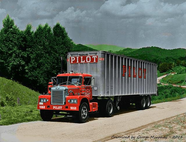 Flickr: The Former LTL Trucking Companies Pool