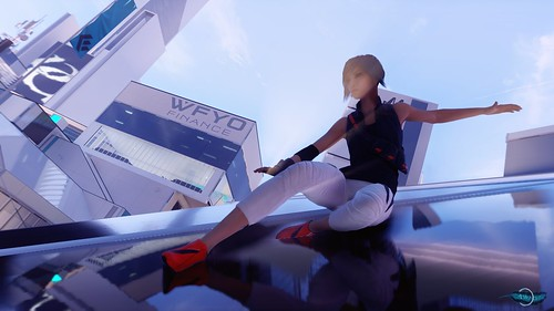 Mirror's Edge Catalyst with Ansel | by Braclo