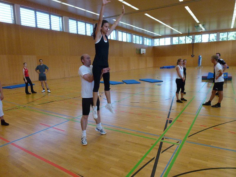 Trainingsweekend Herbst 2012