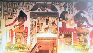 Queen Nefertari Meritmut's Tomb