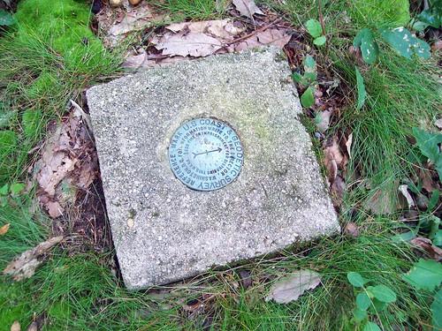 usgs marker mtlaurel mount