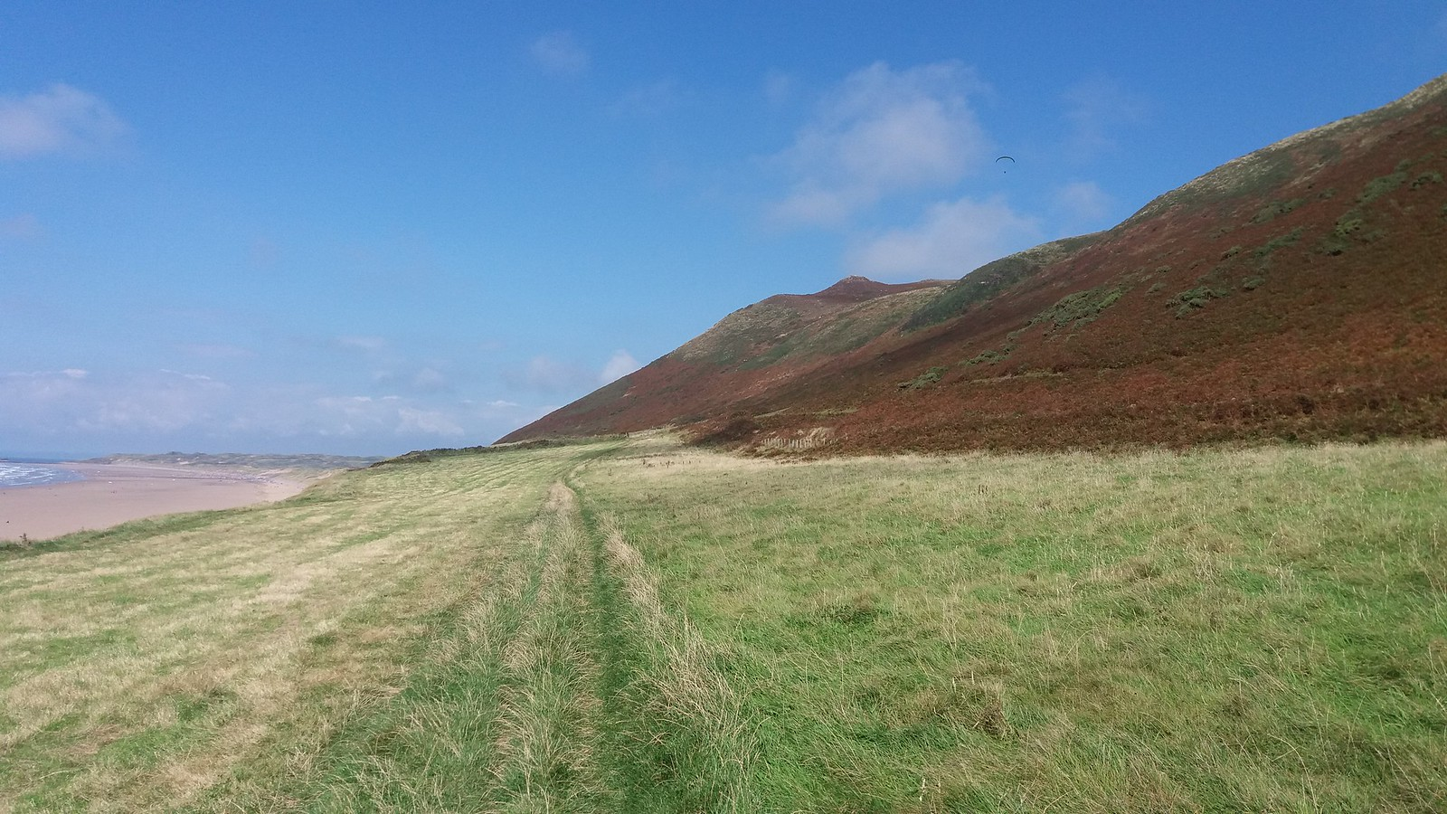 20160829_135718 Rhossili - bottom of Down path 2