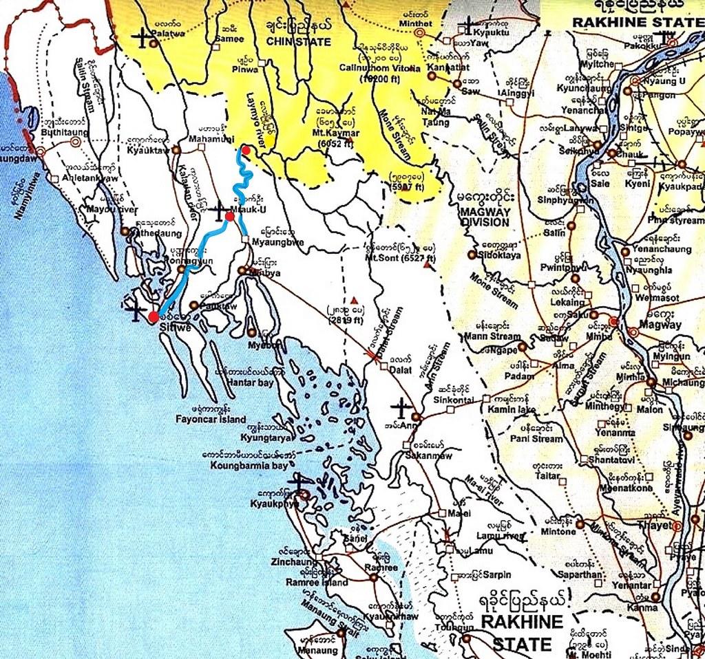 PICT0300/Burma/Rakhine State Sittwe and Mrauk U and Chin S