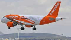 G-EZDN - EasyJet Airline  Airbus A319-111