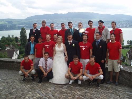 Hochzeit Peter Salvisberg