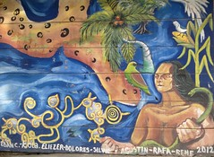 Street Art in Altagracia (Ometepe, Nicaragua)