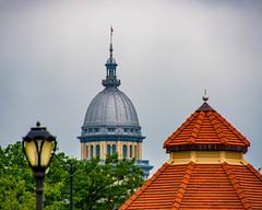 Illinois capital building