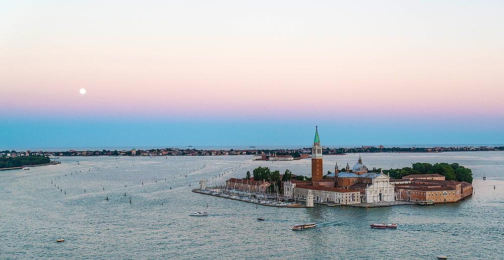Venedig - blaue Stunde
