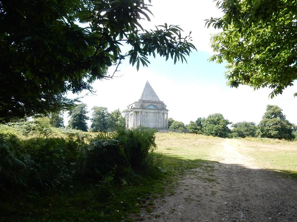 Darnley Mausoleum Cuxton to Halling