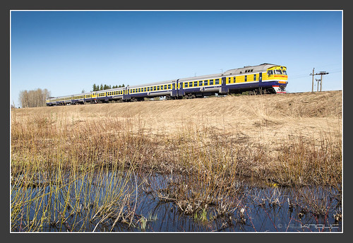 valka valkasrajons lettland latvija latvia dr1 dmu vlak spoorwegen railroad railway treno trein поезд др1 latvijasdzelzceļš