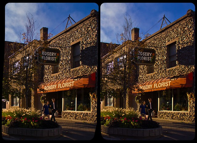 Sunset in Sudbury 3D ::: HDR by Raw CrossView Stereopscopy