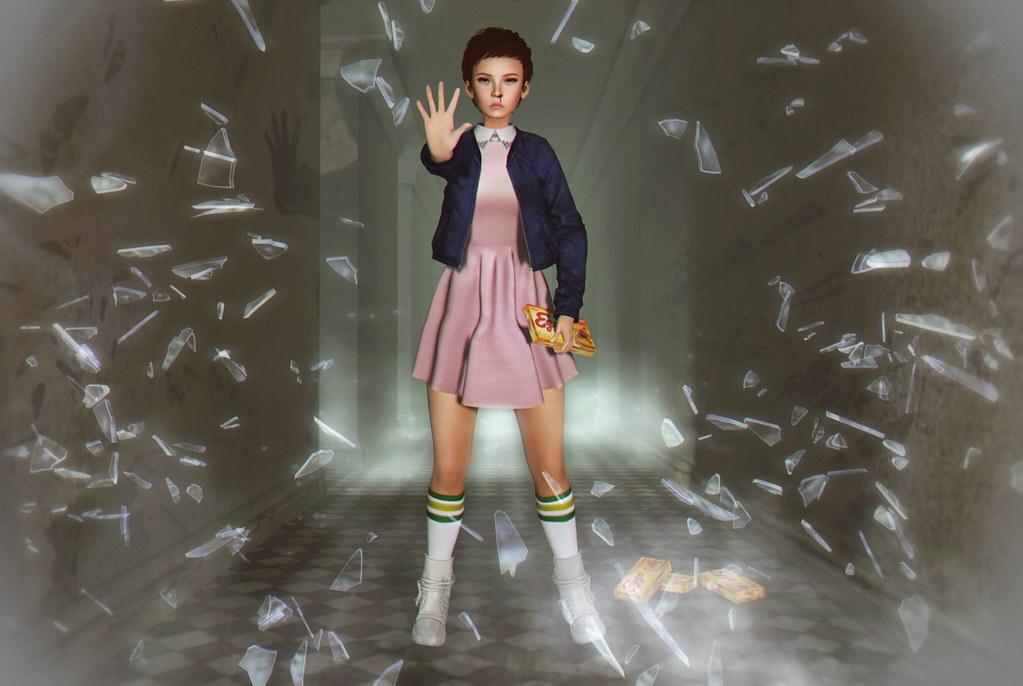 #264 Stranger Things: Eleven aka El