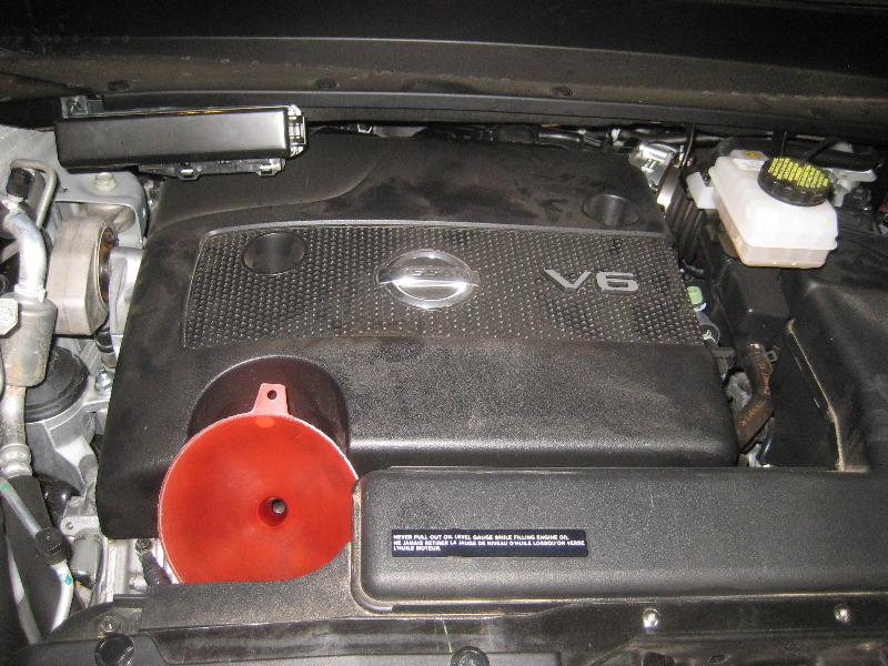 2013-2016 Nissan Pathfinder VQ35DE 3 5L V6 Engine - Changi
