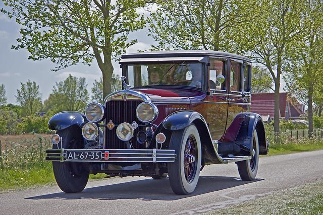 Cadillac 314 Standard Series Sedan 1925 (2413)