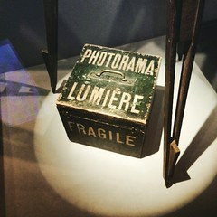 Lumière! Exhibit #paris #cinema