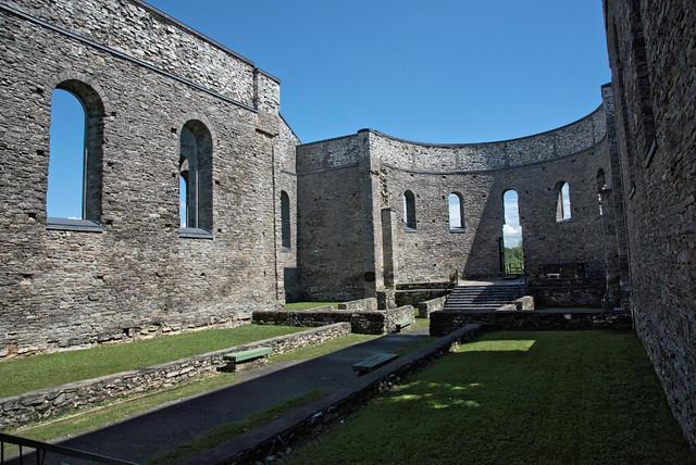 Ruins of St Raphael's