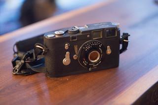 My Leica M3   by neil alejandro