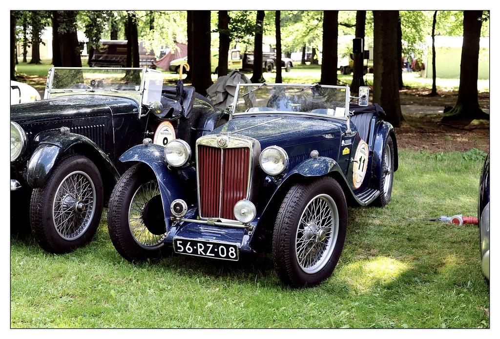 1939 - MG TB