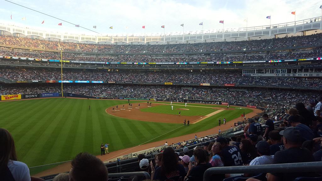 New York Yankees vs Boston Ded Sox. Ongelooflike ervaring gewees