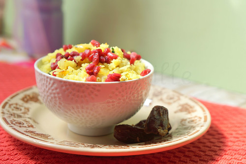 Breakfast Poha -edit