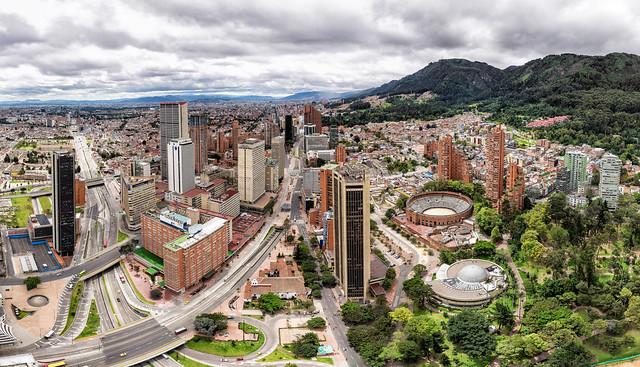 Panorámica de Bogotá / Mayo 2015 / Bogotá