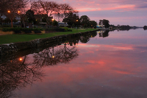 sunset nsw nightsky queenelizabethpark taree midnorthcoast manningriver manningvalley