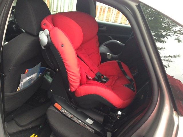 Besafe Izi Combi X4 Isofix In A Ford Focus 2009 Jayne Eard Flickr