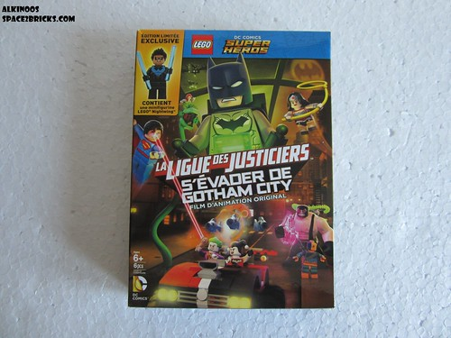 Lego 30606 polybag Nightwing p1