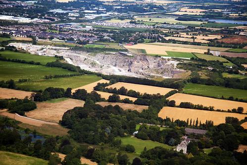 quarry limestonequarry kinsealy dublin ireland