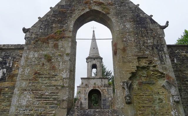 Chapelle de Pont-Christ - La Roche-Maurice -- 29