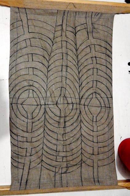 Geometric Proggy Rug