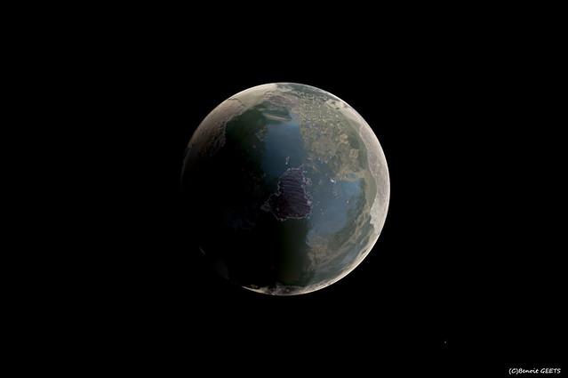 Planète CG