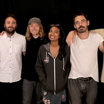 Tue, 12/07/2016 - 3:45pm - Local Natives Live in Studio A, 07.12.2016 Photographer: Veronica Moyer
