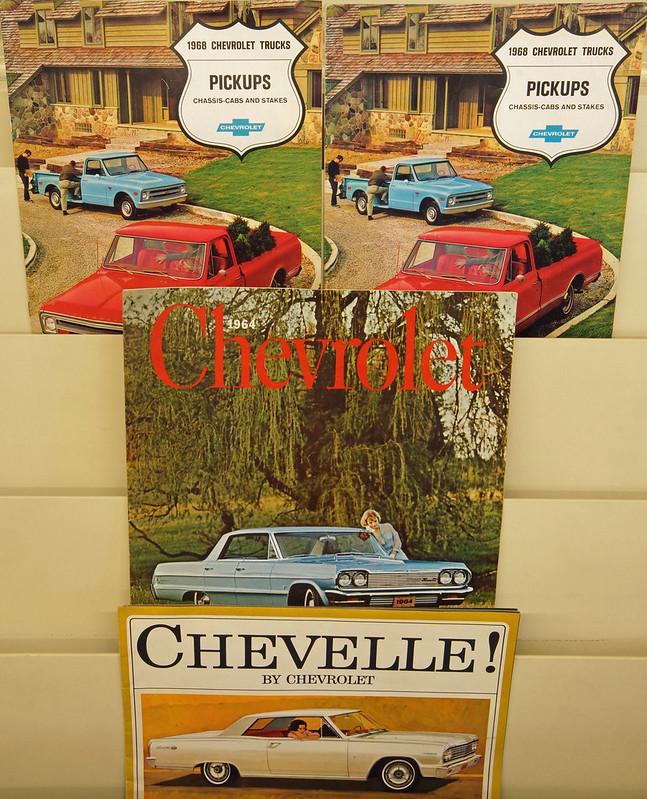 Chevrolet Cars and Trucks DSC01714