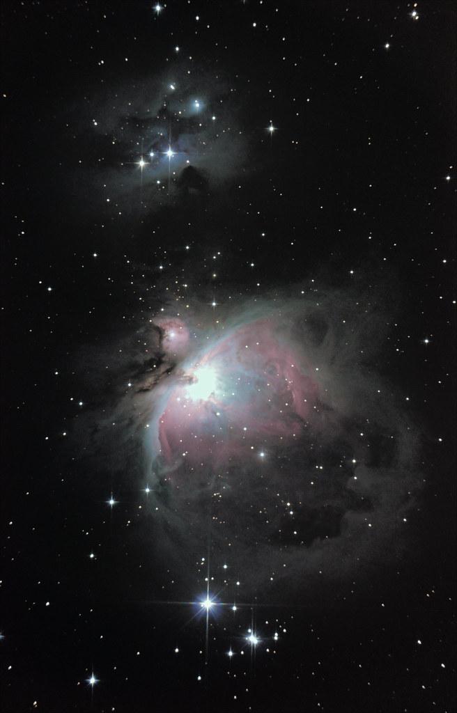 M42 et M45, Orion nous fait le tour d' m42 ?  28637450722_02ac873a8f_b