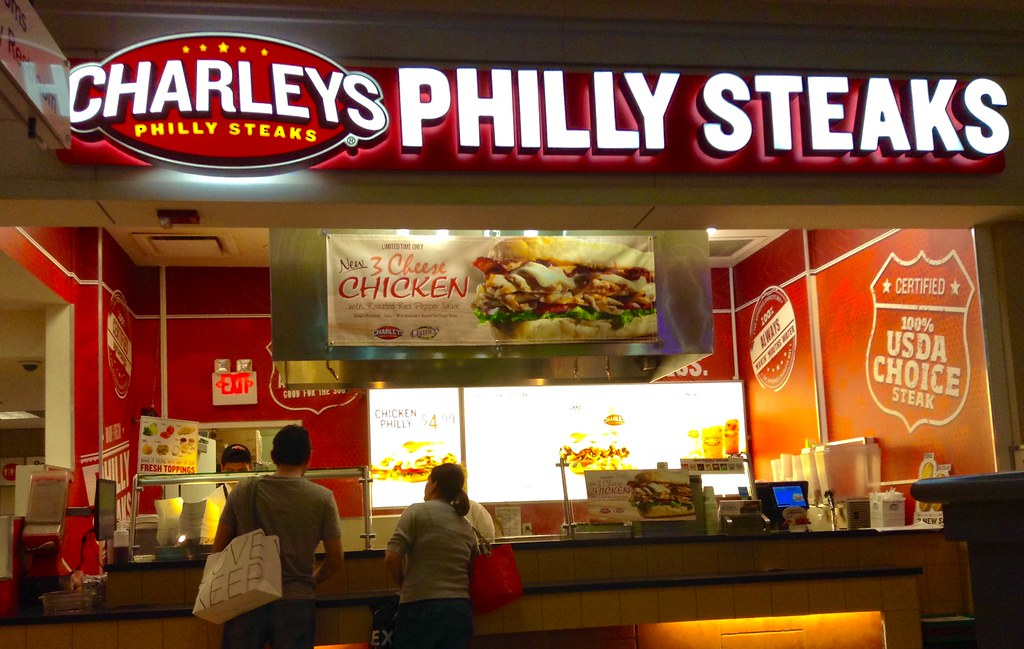 Charley's Philly Steaks, Meriden, CT, 5/2015, by Mike Moza… | Flickr