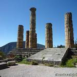 Viajefilos en Grecia, Delfos 012