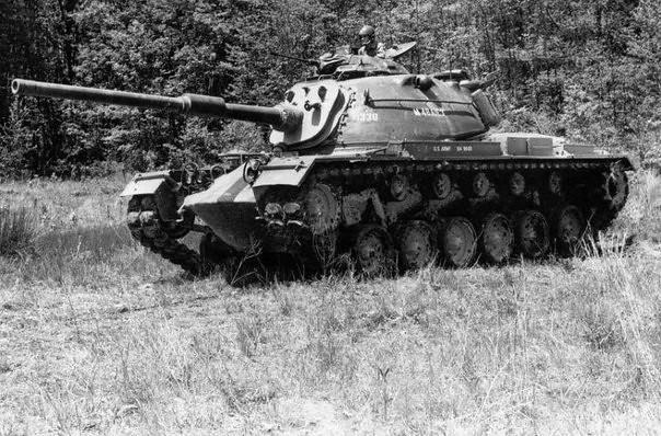 M48A4 (М48А1Е3)
