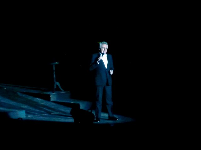 Michel Sardou - Les Grands Moments - Bercy, Paris (2012)
