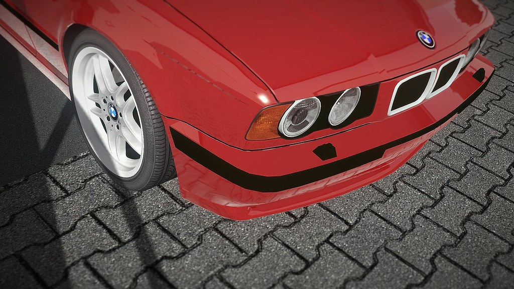 rFactor 2 - BMW M5 E34 - a photo on Flickriver