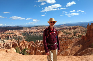 Me at Bryce Canyon | by bradipo