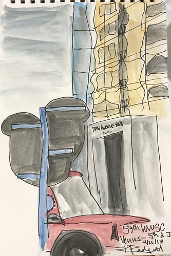59th World Wide SketchCrawl-Anchorage Edition | by karen.padgett