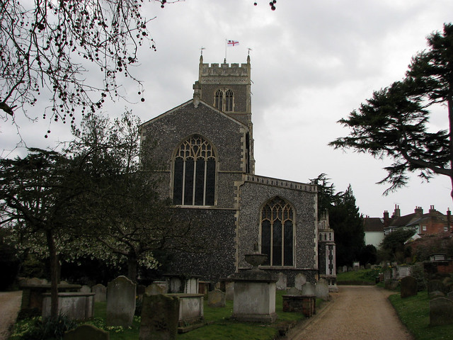 Woodbridge church