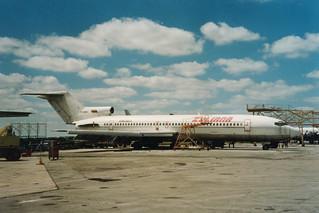 YV-463C B727  @ Miami 15-03-1996