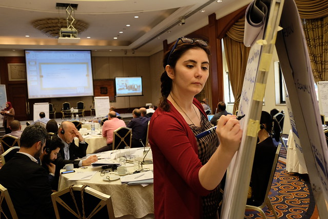 Strategic Planning for Local Economic Development Workshop - Jordan - 19 -23 March 2018