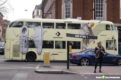 7b7af2d6c64b Wrightbus NRM NBFL - LTZ 1538 - LT538 - Converse - Oxford Circus 73 - Arriva