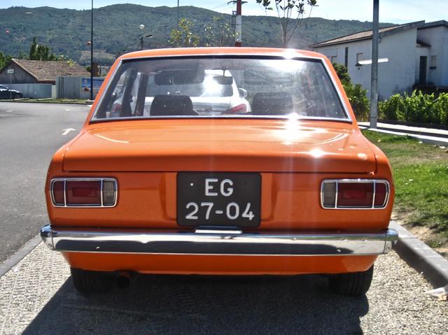 1971 DATSUN Sunny 1200 S1 2-door Sedan