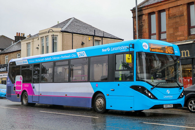 First Lanarkshire Connect